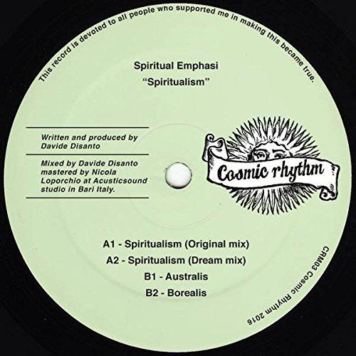 Spiritual Emphasi - Spiritualism - Cosmic Rhythm - CRM03