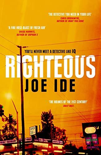 Righteous: An IQ novel (English Edition)