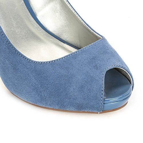 OBSEL: by Scarpe&Scarpe - Decolletè Donna Jeans
