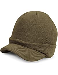 34356a0b84e Result Unisex Esco Army Knitted Winter Hat