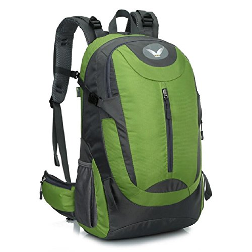 LJ&L Outdoor Klettern Rucksack, Männer und Frauen allgemeine Wanderung praktische Verschleiß-resistenten Umhängetasche, 41 Liter große Kapazität, hochwertige Rucksack C