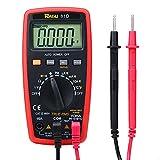Ragu 81D Auto Digital-Vielfachmessgerät, 4000zählen AC/DC Spannung/Strom Widerstand Temperatur Diode Kontinuität Werkzeug, Elektronische Test Meter/Messgerät