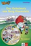 Wickie und die starken Männer: Das Geheimnis von Burg Eisenstein: Lesen lernen...
