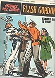 Flash Gordon de Burulan numero 013 (numerado 4 en trasera): Guerra en el mar