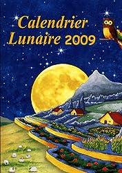 Calendrier lunaire 2009