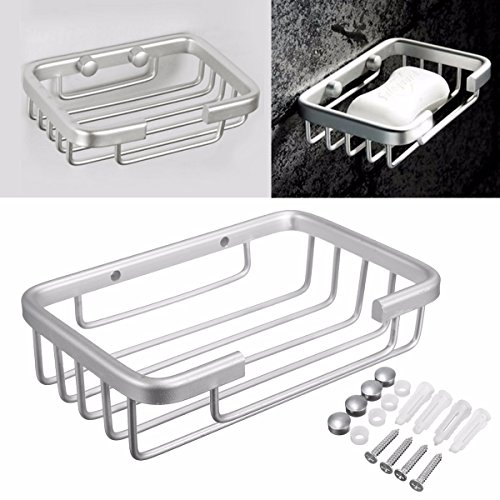 bluelover-space-aluminum-square-multifunctional-bathroom-spacesaver-storage-soap-box-5-x-4-x-1inches