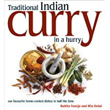 Traditional Indian Curry in a Hurry by Babita Taneja (2005-10-01)