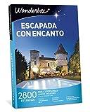 WONDERBOX Caja Regalo -ESCAPADA con Encanto- 2.800 estancias para