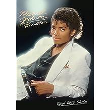 Michael Jackson Official 2018 Calendar - A3 Poster Format (Calendar 2018)