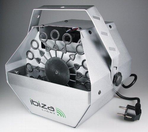 Ibiza LBM10 Nebelmaschine, Schwarz