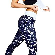 Yoga Pantalons Sports Femmes Leggings D entraînement Imprimé Pour Femme  Sports de Fitness Gym Running d741cc5ad40