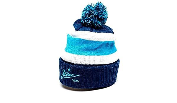 Atributika /& Club FC Zenit St Petersburg Club Cuffed Beanie hat with pom