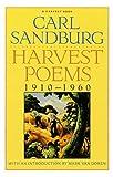 Harvest Poems: 1910-1960 (Harvest Book)