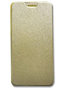 CHERRY Brand Exclusive Samsung J2 Flip Case Cover in impressive Golden Color