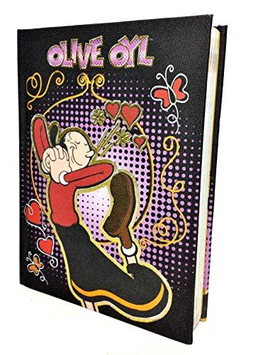 (Tagebuch Olivia und Popeye Agenda Schule Popeye Olive OYL Angebot NEW20)