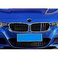 BizTech® Parrillas de coche Inserciones Rayas decoración para BMW Series 3 G20 2019 8 Stats