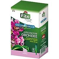 Fito X101001 Goccia Orchidee, Verde, 8.1x5.6x14 cm