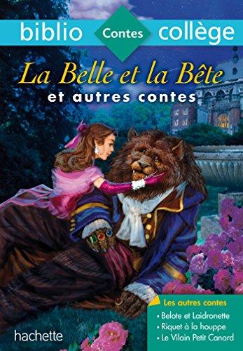 Bibliocollge - La Belle et la Bte et autres contes - n 68