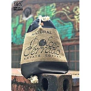 Seesack Dolce Cerrado aus Kaffeesack