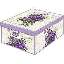 Kanguru Box Collection perfumada violeta, Cartón, Multicolor, 39 x 50 x 24 cm