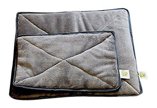 Pet magasin tappetino riscaldante per gatto - tappeto termico a strati per gatti, cani, cuccioli e altri animali domestici - 2 pezzi