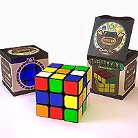 THE CUBIDIDU 3X3 - ¡Es suave y rápido como ninguno! ¡Dile adiós a los cubos rígidos! - materiales de calidad (3x3) - Peluches y Puzzles precios baratos