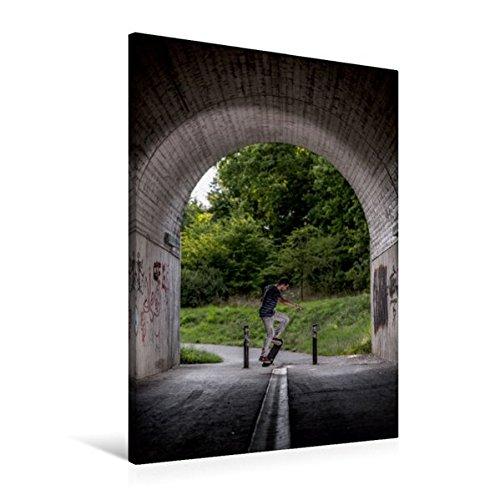 Calvendo Patinaje, en el túnel, 60x90 cm