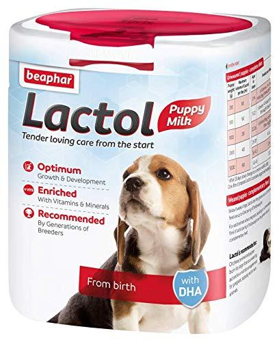 beaphar Lactol Welpen Milchpulver (500g) (kann variieren)