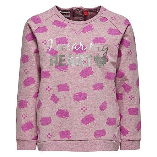 LEGO Wear Baby-Mädchen Duplo Stina 101-Sweatshirt, Rosa (Pink 460), 104 (104)