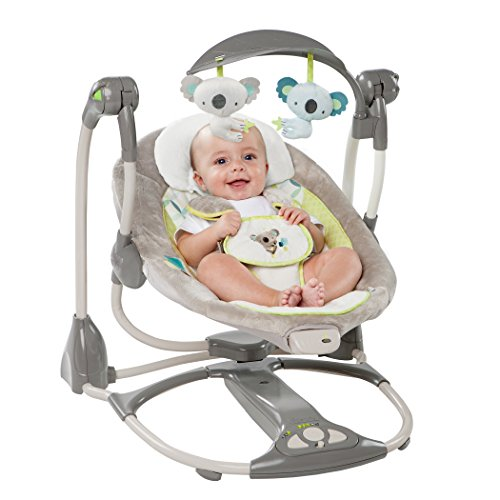 Ingenuity 60378 ConvertMe Swing2Seat Brighton Babywippe - 2