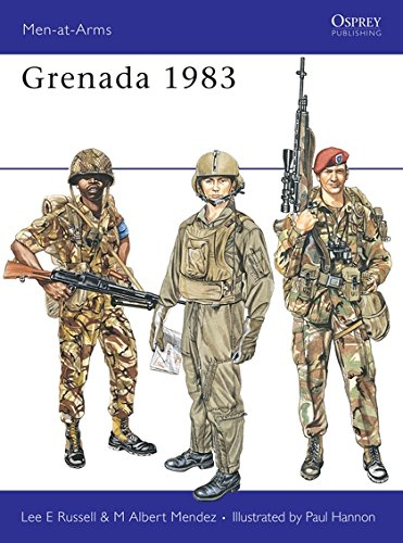 Grenada 1983 (Men-at-Arms, Band 159)