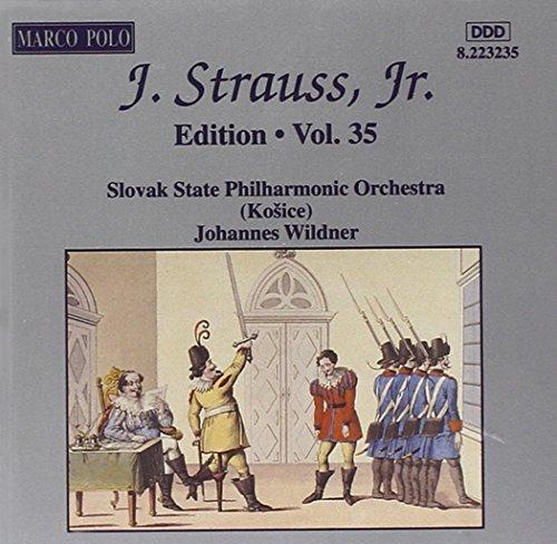 Preisvergleich Produktbild J.Strauss, Jr.Edition Vol.35
