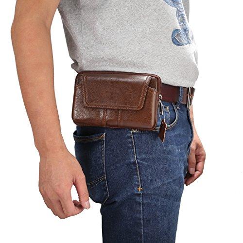 SRY-Holster Mobile Protection 5.2 Pulgadas y Debajo del Bolso de la Cintura de la Caja del Estilo...