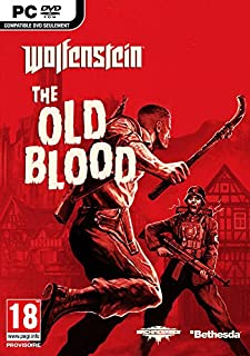 Wolfenstein : The Old Blood (B00UA9UOHU) | Amazon price tracker / tracking, Amazon price history charts, Amazon price watches, Amazon price drop alerts