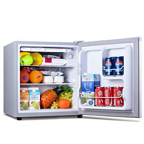 Peaceip Mini Refrigerador De Una Sola Puerta Congelador