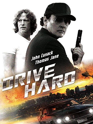 Drive Hard Cover