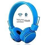 Termichy Bluetooth Kopfhörer Kinder mit 93dB Lautstärkebegrenzung