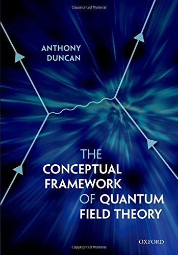 The Conceptual Framework of Quantum Field Theory