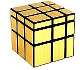 #3: Kumar Toys Golden Magic Mirror Cube, Gold