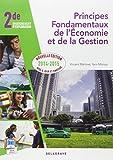 Principes fondamentaux de l'économie et de la gestion 2e enseignement d'exploration