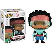 Funko POP! Disney: Big Hero 6-Wasabi No-Ginger Action Figure by FunKo
