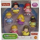 Fisher Price Princesas Disney - Pack de princesas (Mattel)