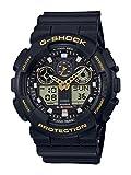 Casio G-Shock Herren-Armbanduhr GA-100GBX-1A9ER