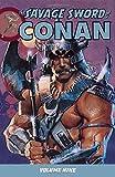 The Savage Sword of Conan Volume 9