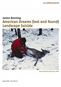 American Dreams (lost and found) Landscape Suicide (OmU) [2 DVDs]