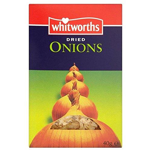 Oignons Séchés Whitworths (40G)