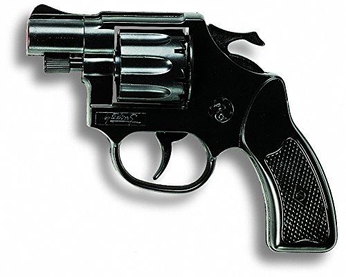 Edison E0125/22 - Cobra Polizei, 8-Schuß Pistole 11.5 cm, - Bauer Tops Kostüm
