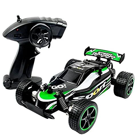 PowerLead RC Car 1/20 Scale High-speed Remote Control Car Off-Road 2WD Radio Controlled Electric
