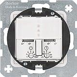 Berker KNX Bewegungsmelder-Modul 75242060 Komfort 1,1m KNX - SENSOREN UND AKTOREN Bussystem-Bewegungsmelder 3250617151887