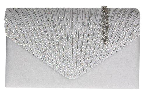 Girly Handbags - Cartera de mano para mujer W 21